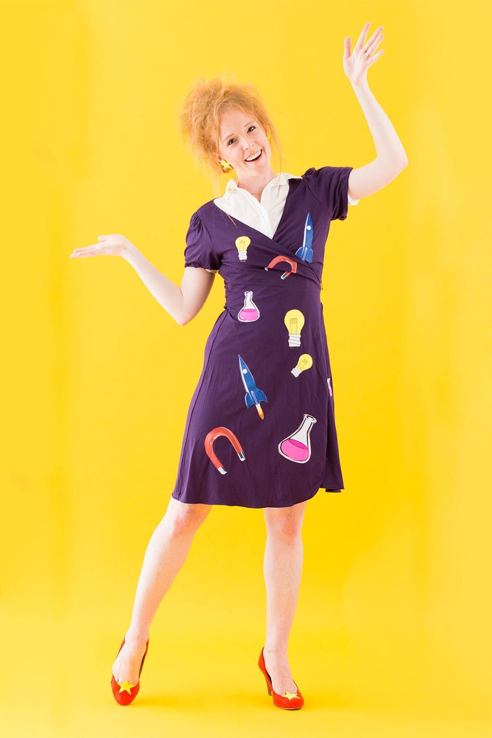ms frizzle halloween costume diy halloween costumes