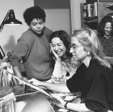 Karen Fitzgerald;Joanne Edgar;Susan Mchenry;Gloria Jacobs;Letty C. Pogrebin;Mary Thom