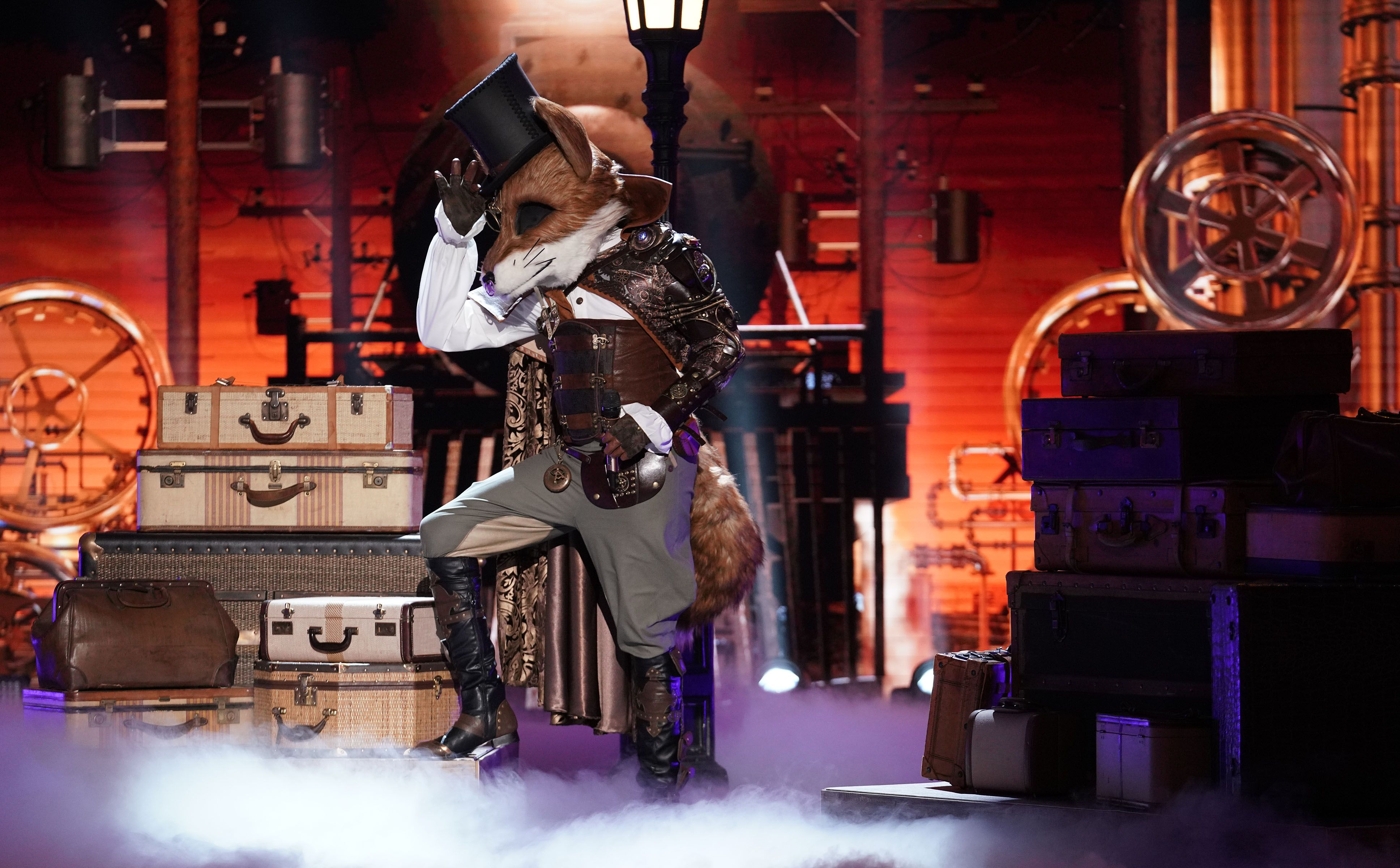 Who Is The Fox On The Masked Singer? There Are Several Different Theories