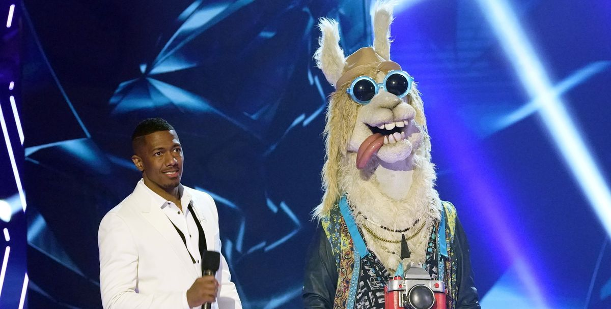 We're Convinced Drew Carey Is the Llama on 'Masked Singer'