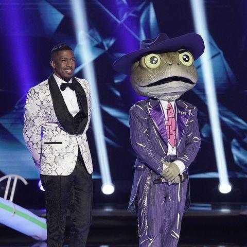 frog masked singer season 3