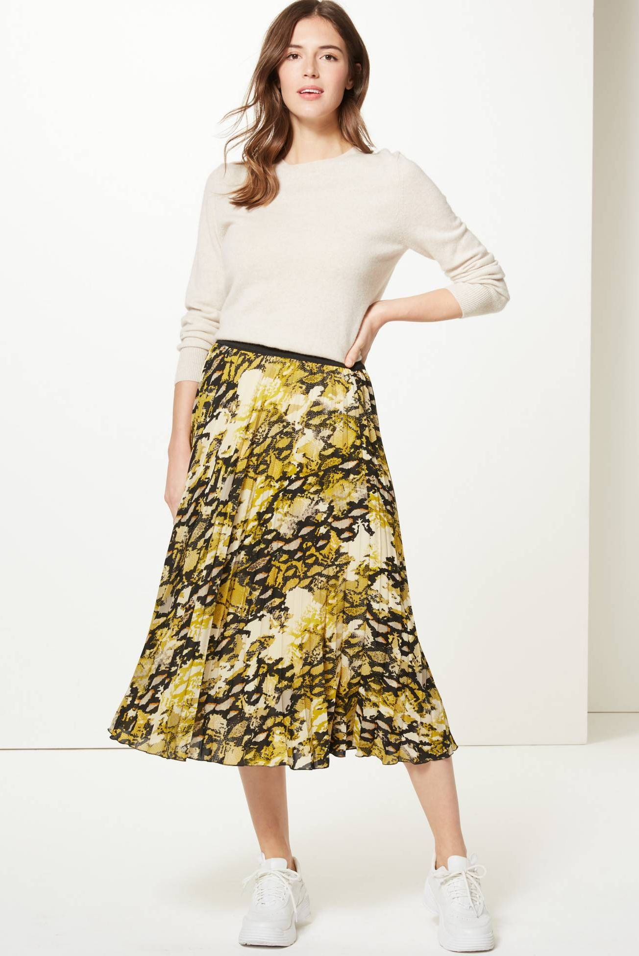 M&S spring skirts