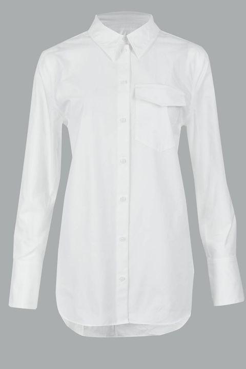 white shirts