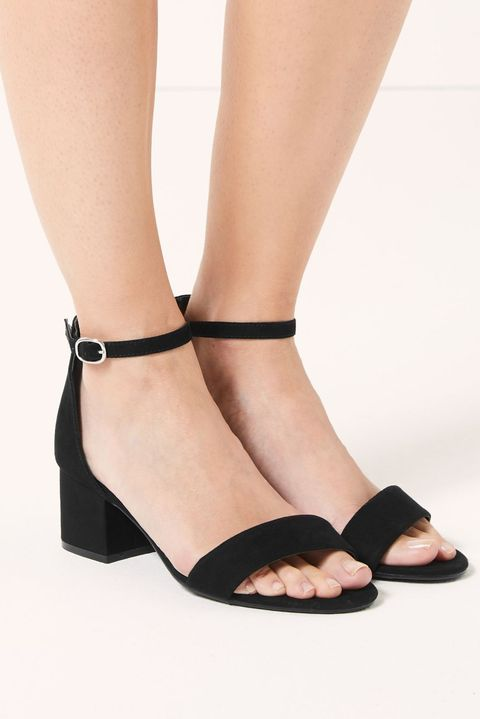 bcff329f62 Best summer sandals. Marks & Spencer. Wide Fit Block ...
