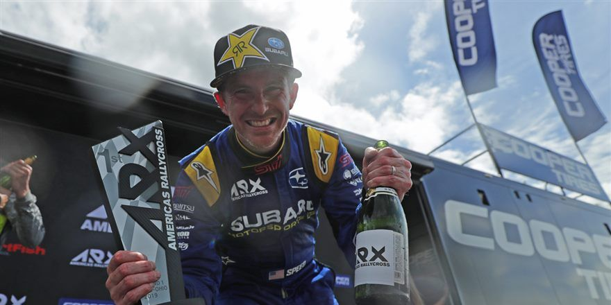 'Man of Action' Scott Speed Has Next Racing Challenge in Sight