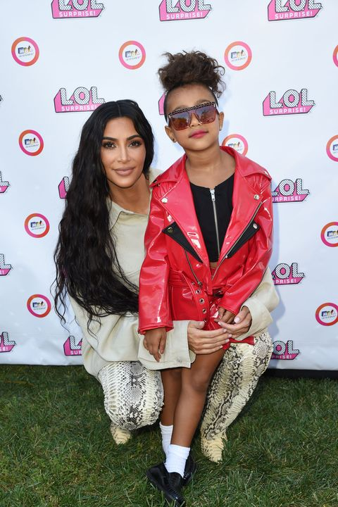 North West Just Made Her Runway Debut And Kim Kardashian