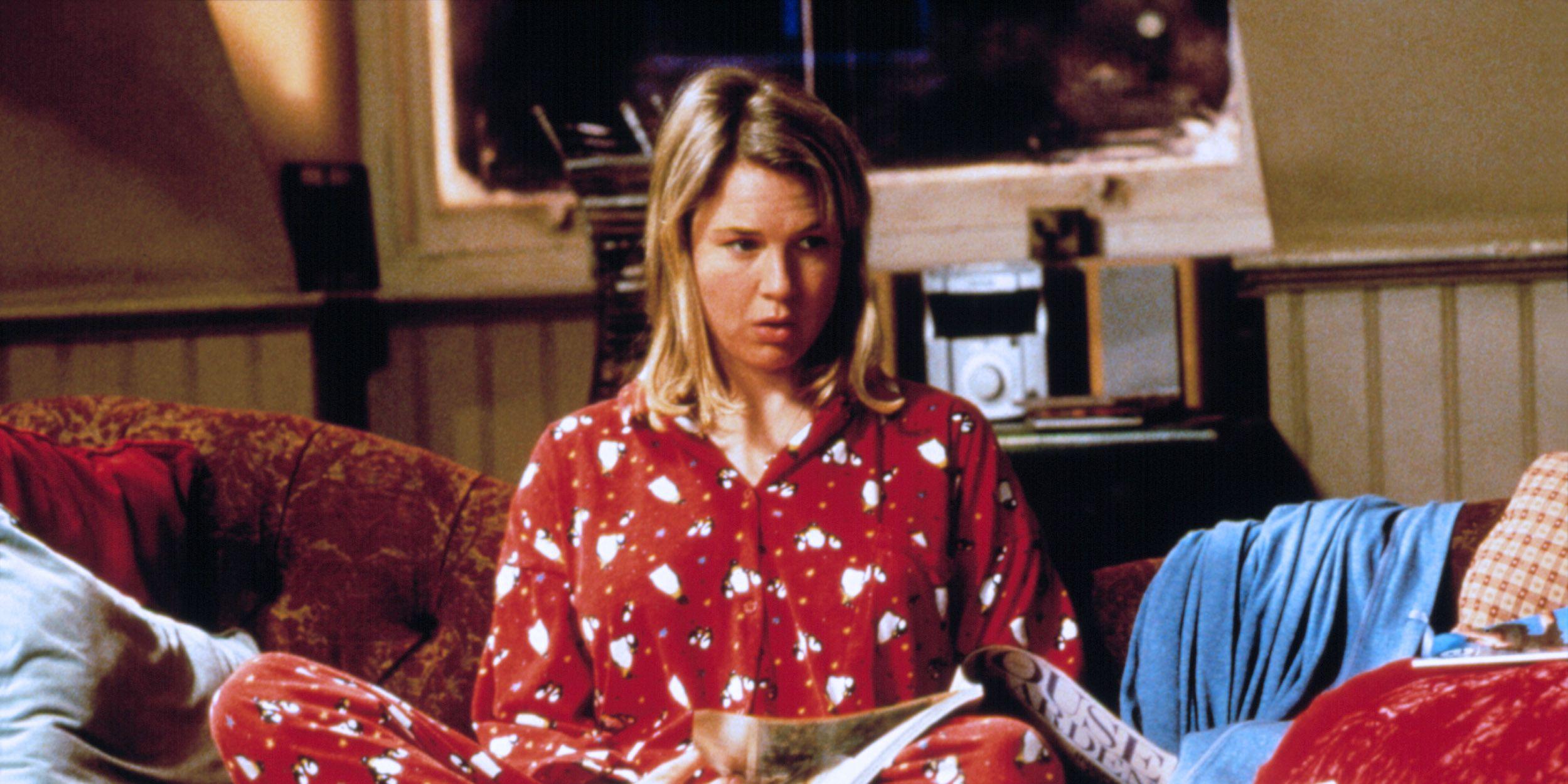 BRIDGET JONES'S DIARY, Renee Zellweger, 2001. (c) Universal Pictures/ Courtesy: Everett Collection.