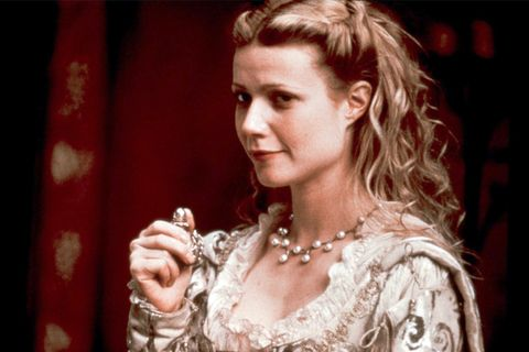 SHAKESPEARE IN LOVE, Gwyneth Paltrow, 1998