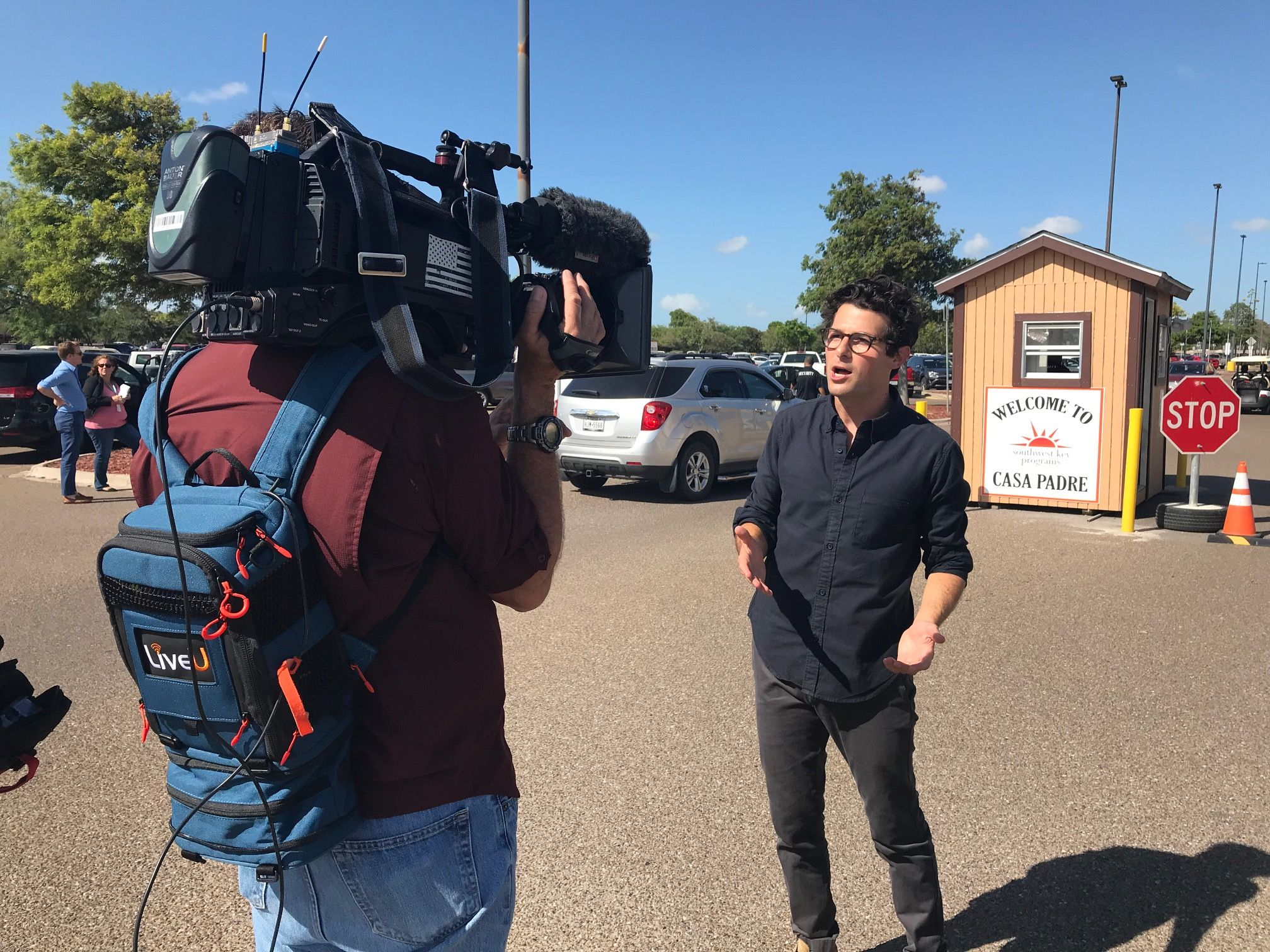 An Interview With Jacob Soboroff, the Reporter Who Went Inside the Texas Walmart Housing Immigrant Children