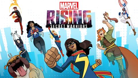 Marvel Rising Secret Warriors