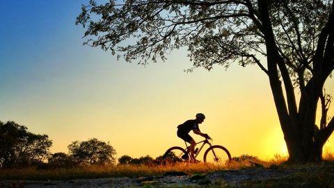 fietsen ochtend