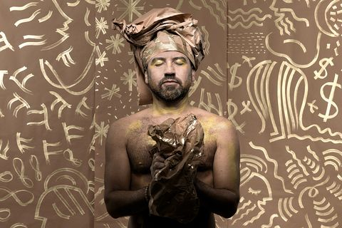 Human, Tattoo, Illustration, Cool, Chest, Photography, Art, Beard, Facial hair, Visual arts,