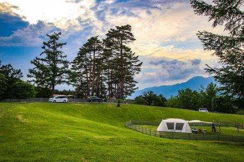 マウントフジ キャンプ リゾート