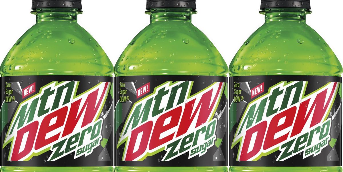 Mountain Dew S New Zero Sugar Drink Is Coming This Month