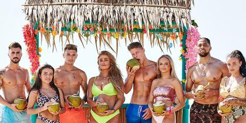 Ex On The Beach 2020 cast