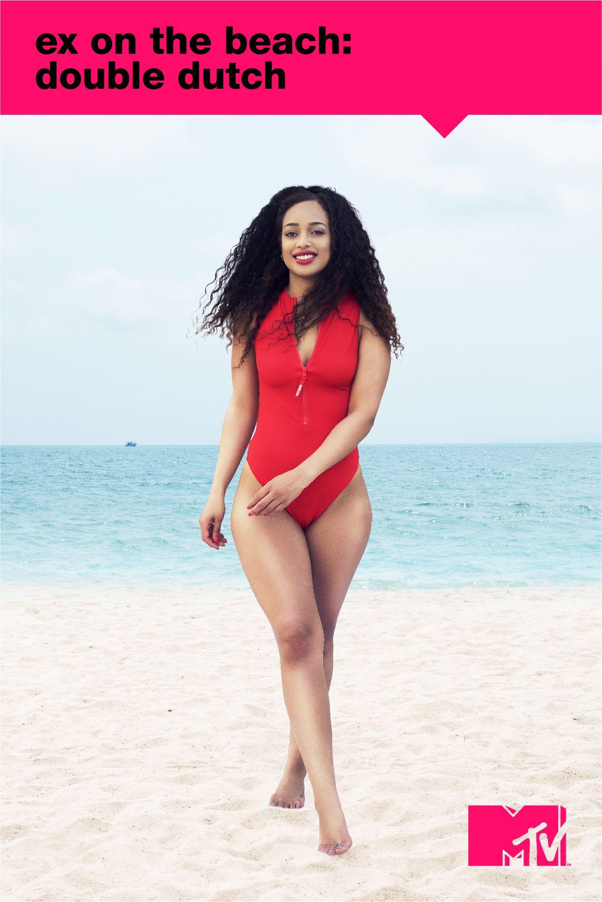 Ex on the Beach Double Dutch Stacy: dit weten we al over haar