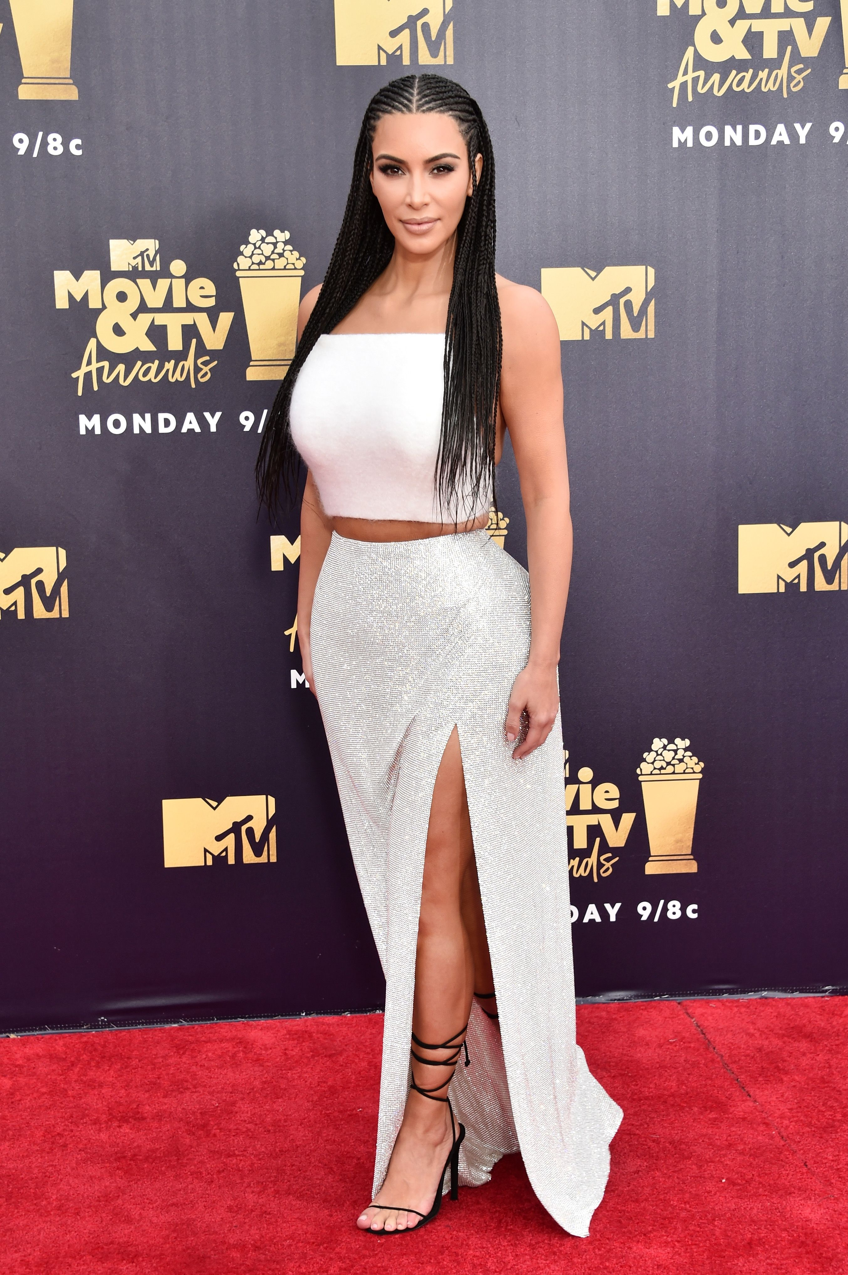 Fashion week Red movie mtv carpet awards for lady