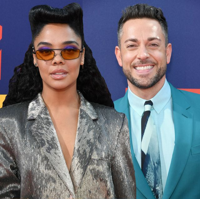 Tessa Thompson, Zachary Levi, Stranger Things cast and more on the red carpet of the MTV Movie and TV Awards 2019