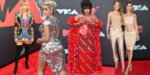 MTV VMAs 2019 - Best red carpet dresses