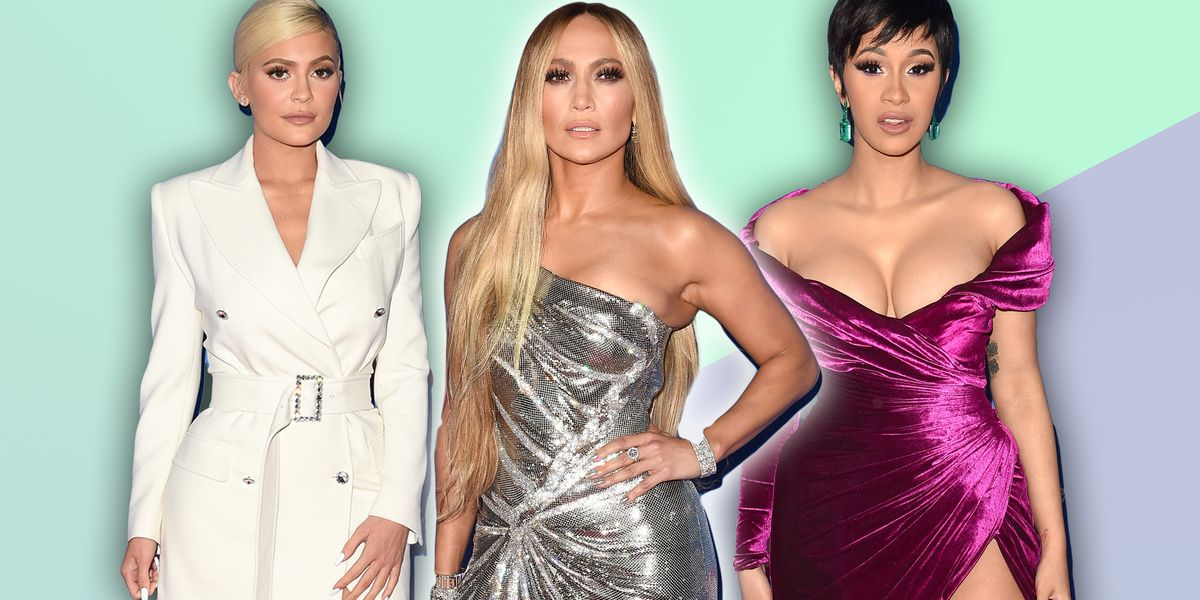 Mtv Video Music Awards 2018 Red Carpet Outfits Heres What All