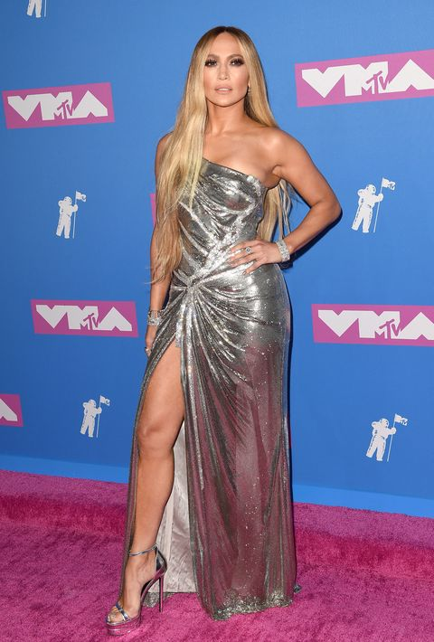 057c6ccf7a5 MTV VMAs 2018  Jennifer Lopez wore the most extra outfits to the awards