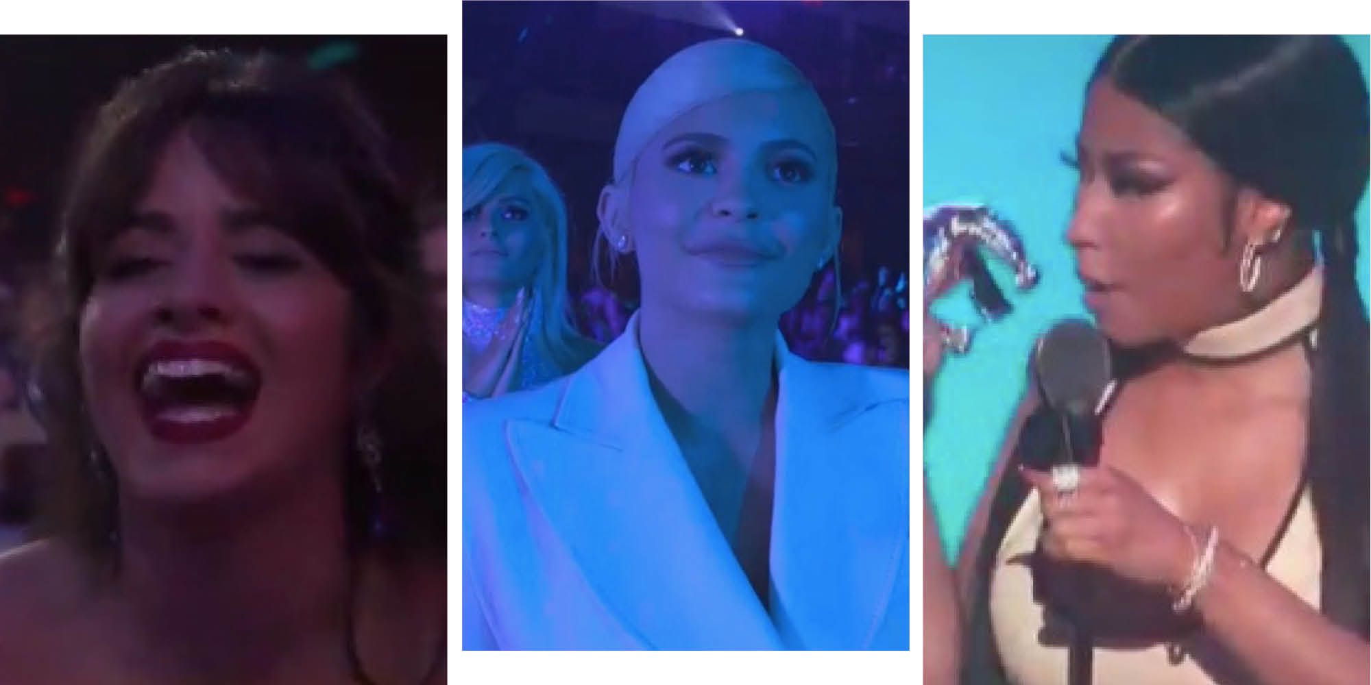 8 of the most awkward moments from the MTV VMAs