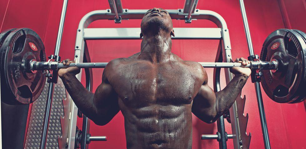 como lograr hipertrofia muscular rapidamente