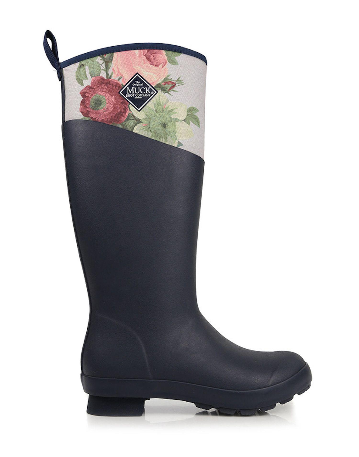 Muck Boot RHS Womens Tremont RHS Print Waterproof Welly photo