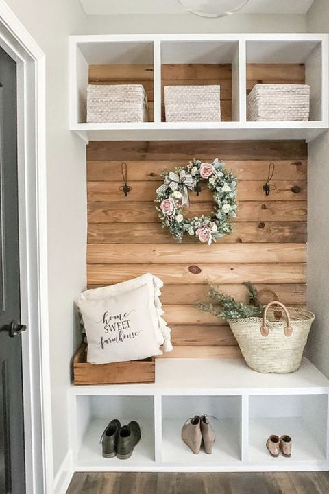 mudroom ideasmakeovers