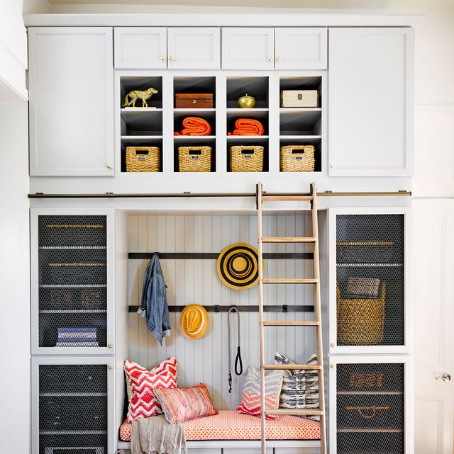 25 Mudroom Ideas That Will Inspire You to Get Organized