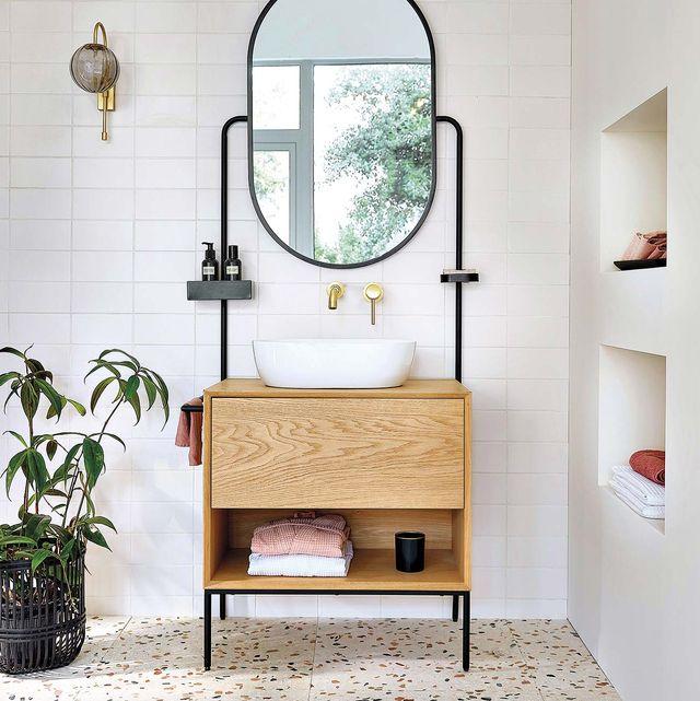mueble de lavabo moderno