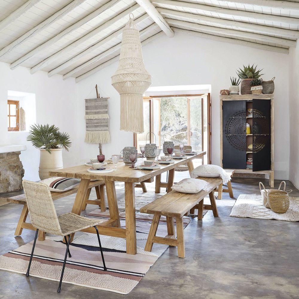 Ideas de decoración para combinar muebles de jardín y terraza dentro ...