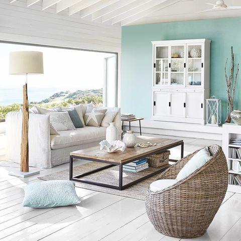 Cómo combinar tus muebles de exterior dentro de casa