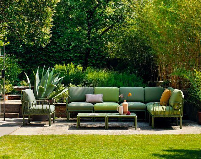 ideas de muebles de exterior