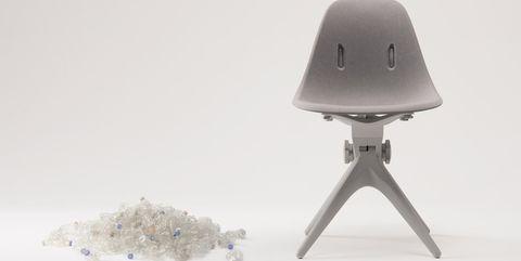 Diseñadores y firmas que fabrican muebles con materiales reciclados