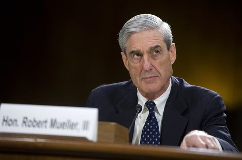 Scheme to Smear Special Counsel Robert Mueller with Sexual