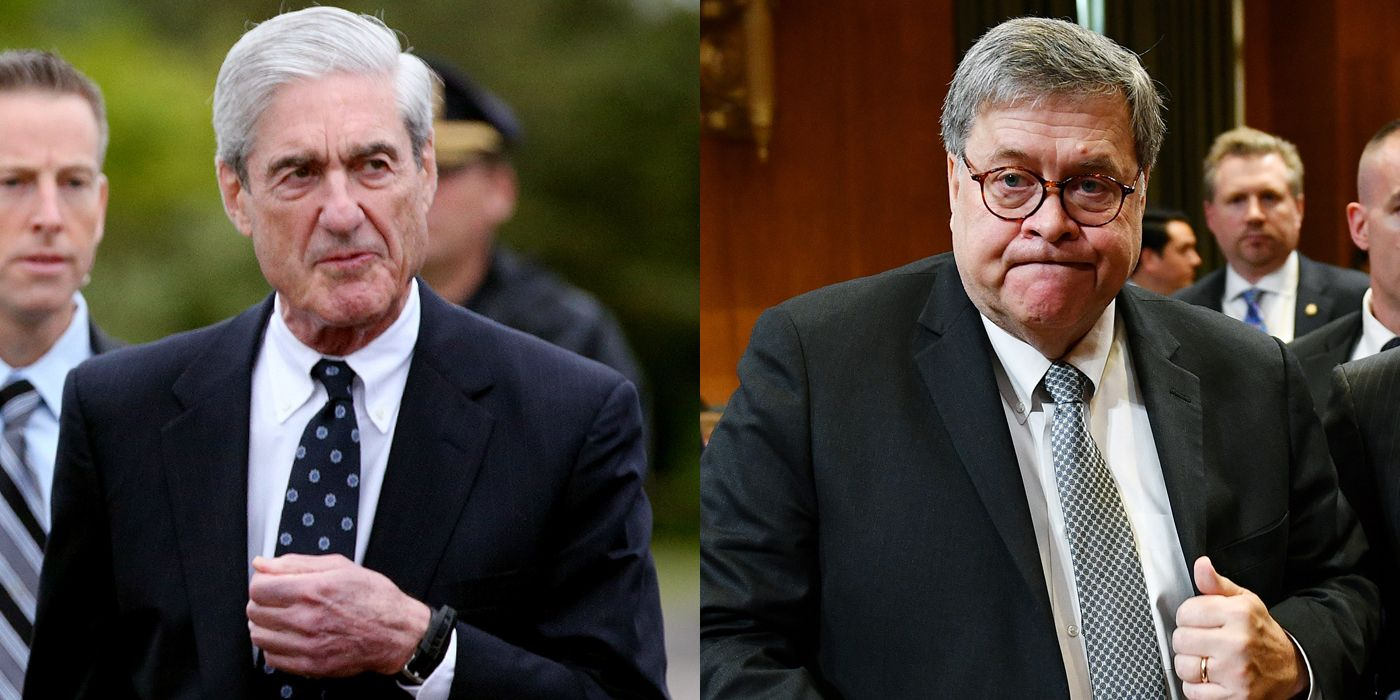 William Barr Is a Complete Tool. It's Time for Robert Mueller to Testify.