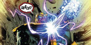 Muerte Thanos