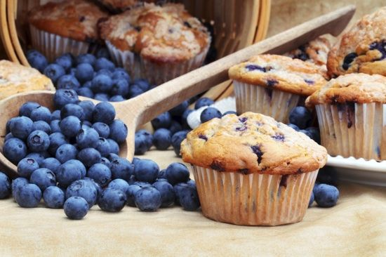 8 Sinful-Sounding, Low-Calorie Muffin Recipes