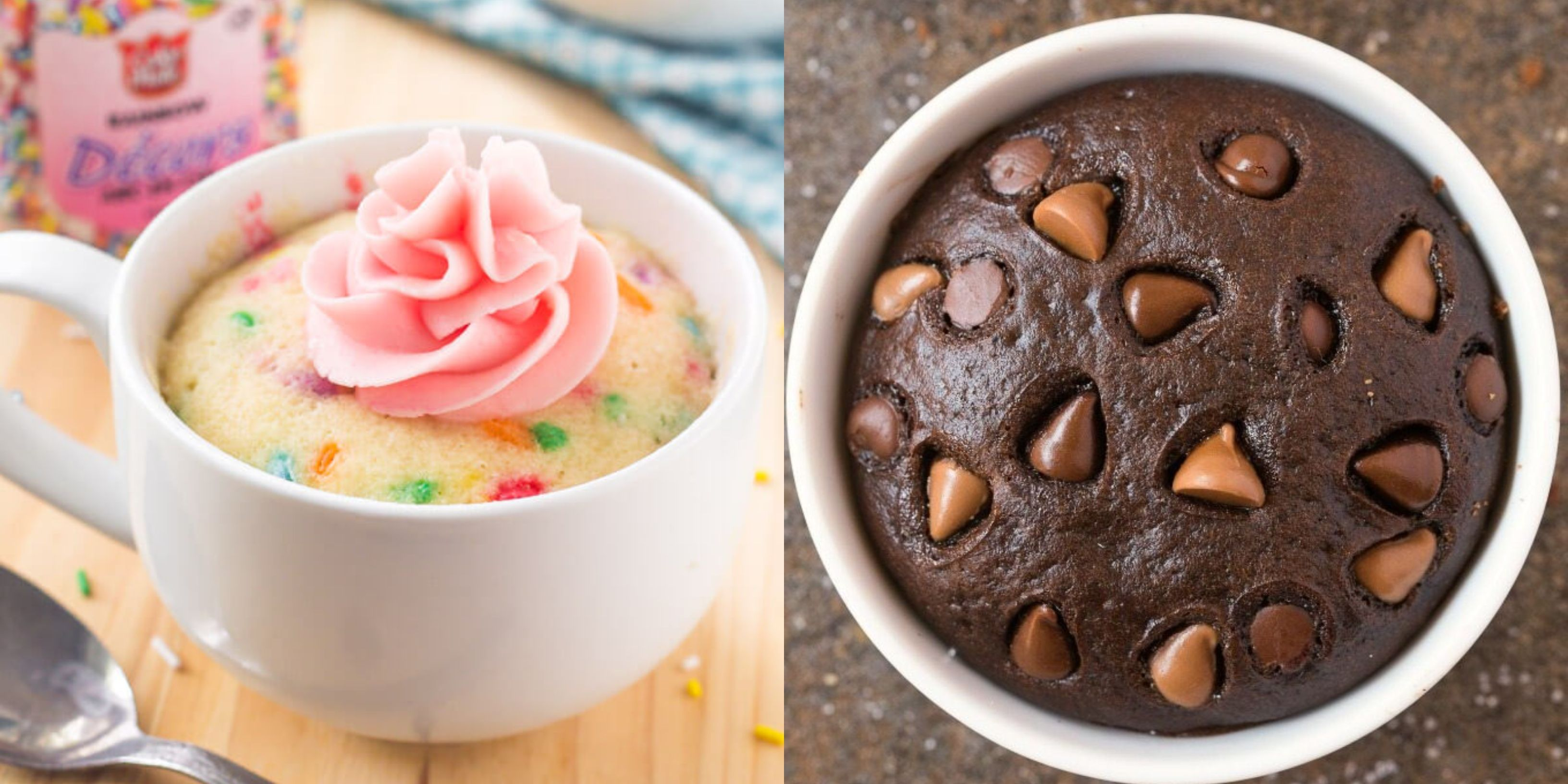 30 Mug Cakes That Will Be Your New Dessert Obsession