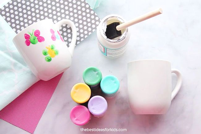 PAINTER AND DECORATORS MUG GIFT DIY Decorator Mug Gift Boxed Painting Brush New