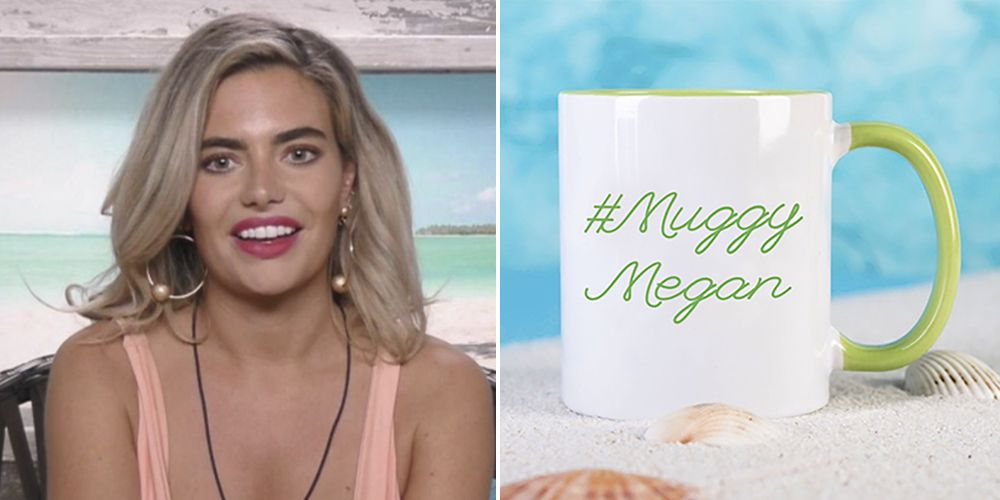 Er, so you can already get a Muggy Megan Love Island mug