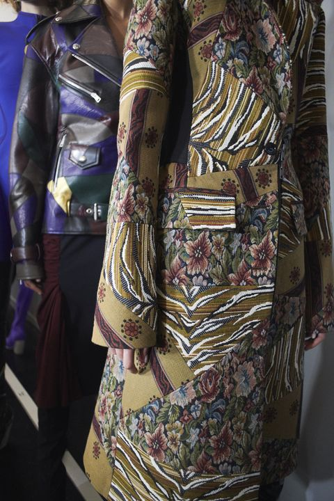 Clothing, Fashion, Dress, Outerwear, Fashion design, Textile, Design, Costume design, Visual arts, Pattern,