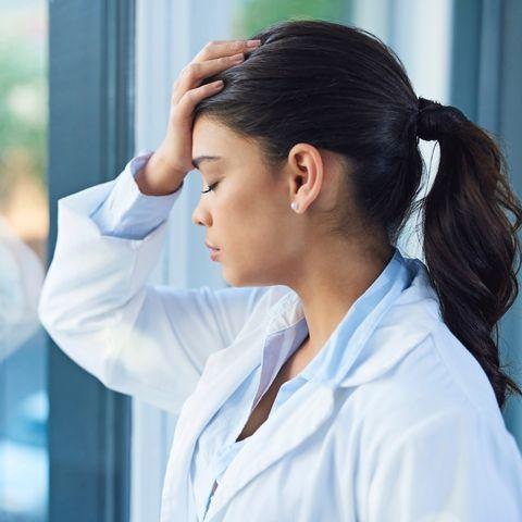 Salud, El síndrome de 'burnout' reconocido por la OMS