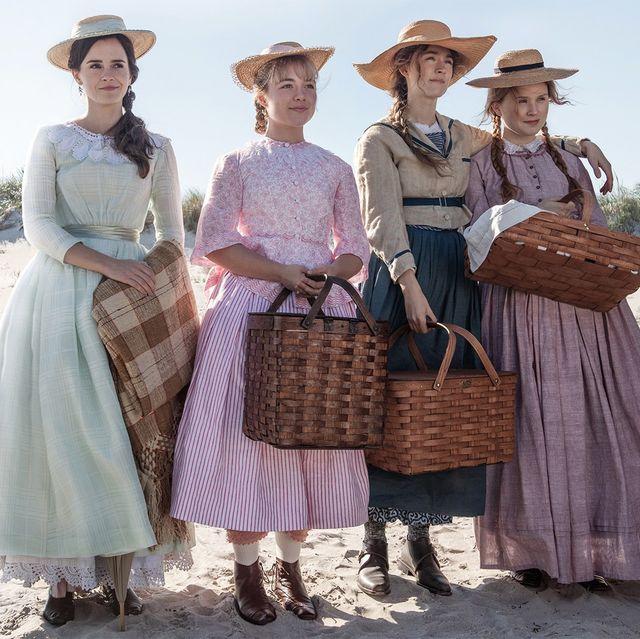 mujercitas, little women, saoirse ronan, emma watson