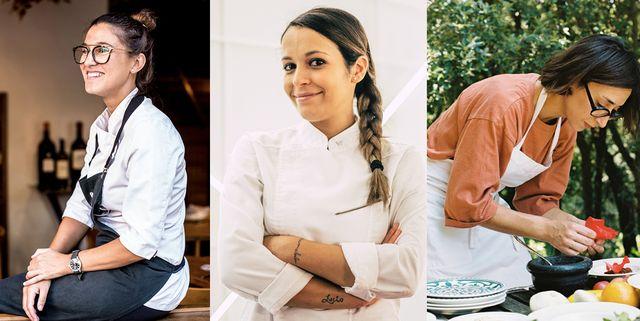 mujeres chef