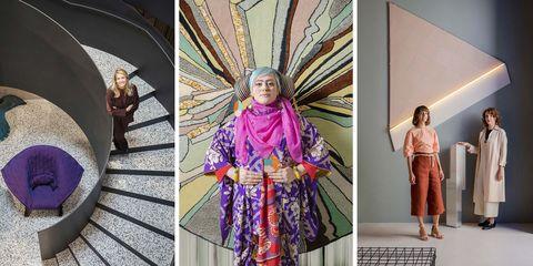 Mujeres diseñadoras
