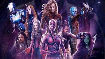 'Vengadores: Endgame' Fotografía Instagram Girl Power - Mujeres Marvel