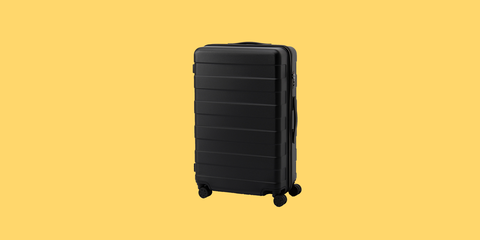 Suitcase, Hand luggage, Rolling, Luggage and bags, Baggage,