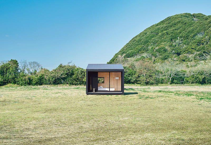 Muji metterà in vendita le micro case di design da portare ovunque